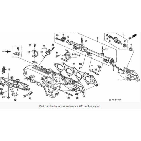 Wiring Diagram Honda B16a - Service Repair Manual on